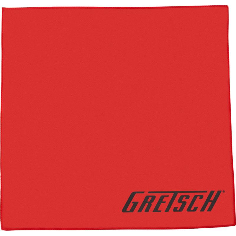 Gretsch 40%OFFの激安セール Microfiber Towel Orange マイクロファイバークロス グレッチ 新入荷 流行