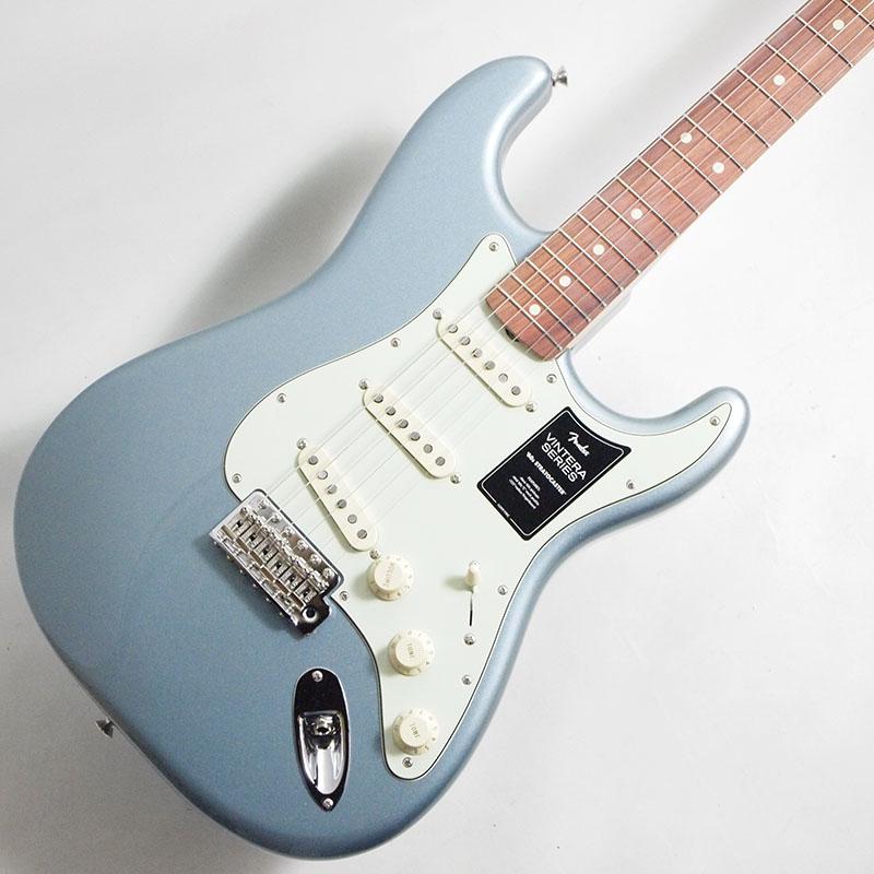 超安い Fender Vintera '60s Stratocaster, Pau Ferro Fingerboard, Ice Blue Metallic 【フェンダーMEXストラトキャスター】, 遊太郎 5d994e7b