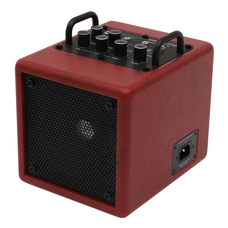 PJBクオリティ 驚異のエントリーアンプ Phil Jones Bass NANOBASS X4 RED 実物 アンプ フィルジョーンズ ベース AL完売しました。