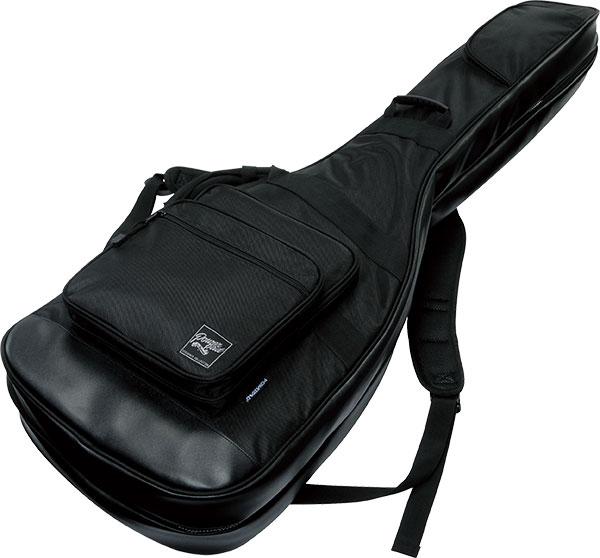 Ibanez [アイバニーズ] エレキベース用バッグ IBB2540-BK ジョイント方式の2本収納可能バッグ