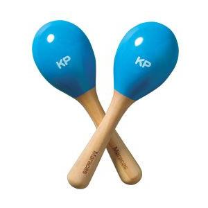本物の楽器で豊かな感性 Kids 超激得SALE 再販ご予約限定送料無料 Percussion キッズミニマラカス MM BU KP-120 ブルー