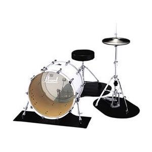 Pearl[パール] ドラム セッティングマット  MAT-10 HHスタンド用マット付