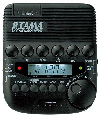 新入荷 TAMA [タマ] [タマ] ドラム用リズムウォッチ TAMA RW200 RW200, うますごマーケット:810e1345 --- aqvalain.ru