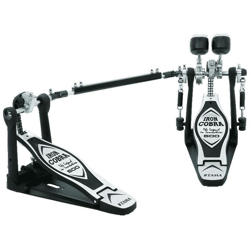TAMA [タマ] ドラム Iron Cobra 600 Series -Duo Glide- HP600DTW ペダル アイアンコブラ ツインペダル