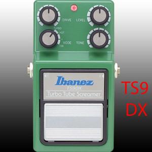 Ibanez[アイバニーズ] エフェクター TS9DX Turbo Tubescreamer [9SERIES]
