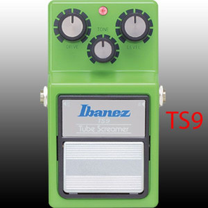 Ibanez[アイバニーズ] エフェクター TS9 Tubescreamer [9SERIES]