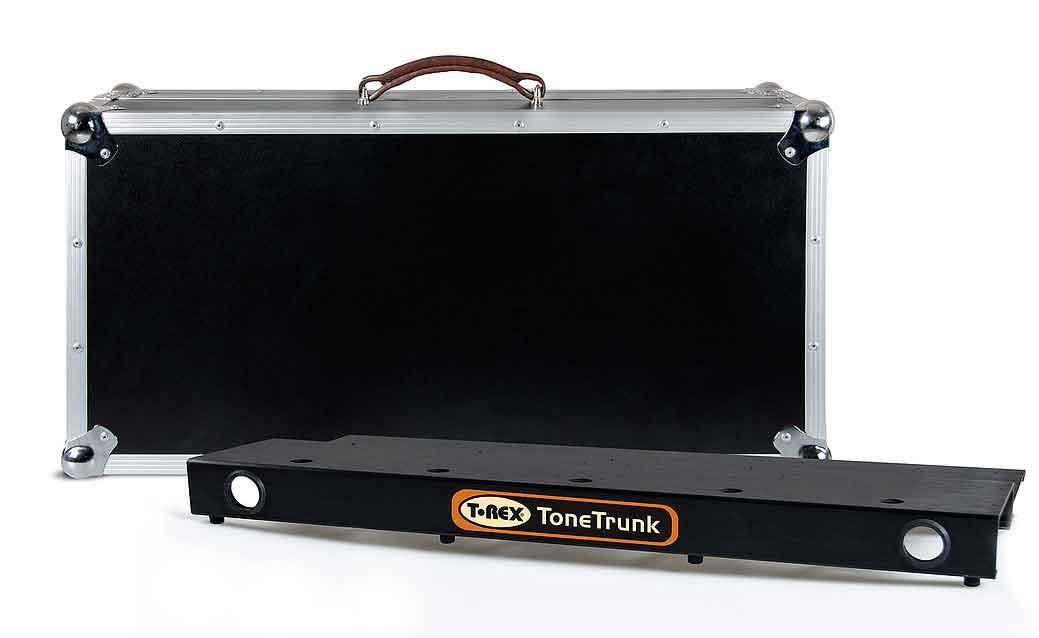 T-REX ハードケース付き エフェクター・ペダルボード トーントランク ロード・ケース 70 TTRC70