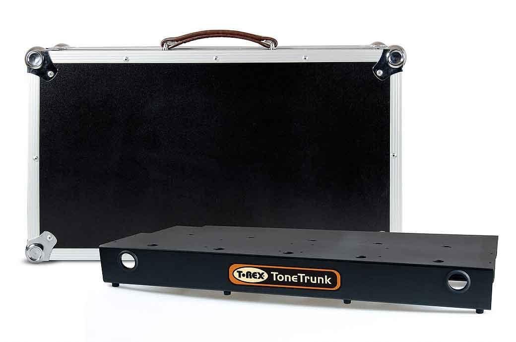 T-REX ハードケース付き エフェクター・ペダルボード トーントランク ロード・ケース メジャー TTMAJOR
