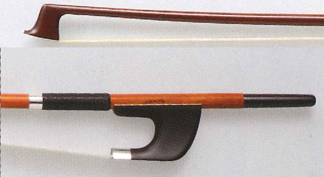 バロック #02 スネークウッド フレンチ コントラバス弓