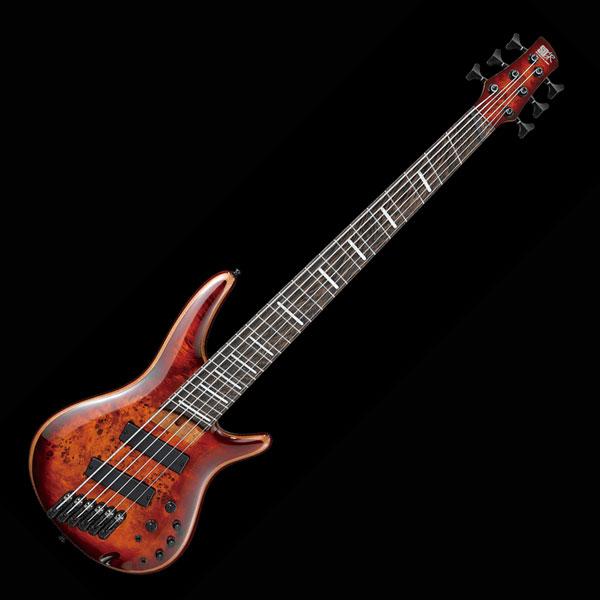Ibanez アイバニーズ ベース SRMS806-BTT 6弦モデル