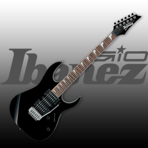 GIO Ibanez ジオアイバニーズ ギター GRG170DX BKN 初心者セット付属