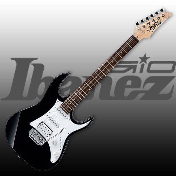 GIO Ibanez ジオアイバニーズ ギター GRX40 BKN 初心者セット付属
