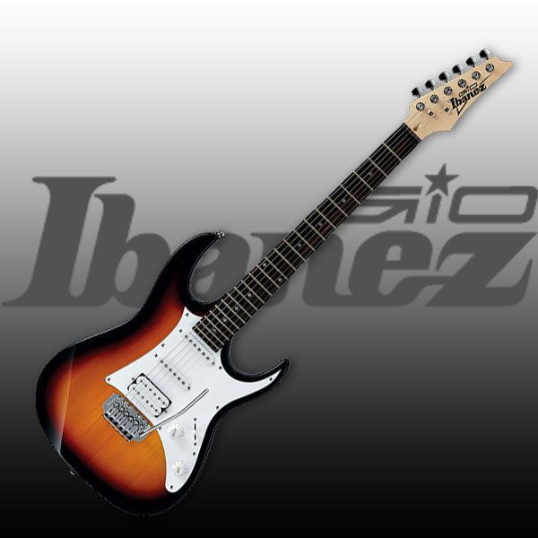 GIO Ibanez ジオアイバニーズ ギター GRX40 TFB 初心者セット付属