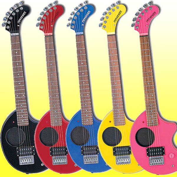 FERNANDES ZO-3 アンプ内蔵ギター フェルナンデス