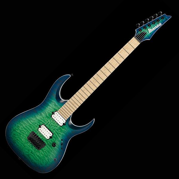 Ibanez アイバニーズ エレキギター RGAIX6MQM-SRB
