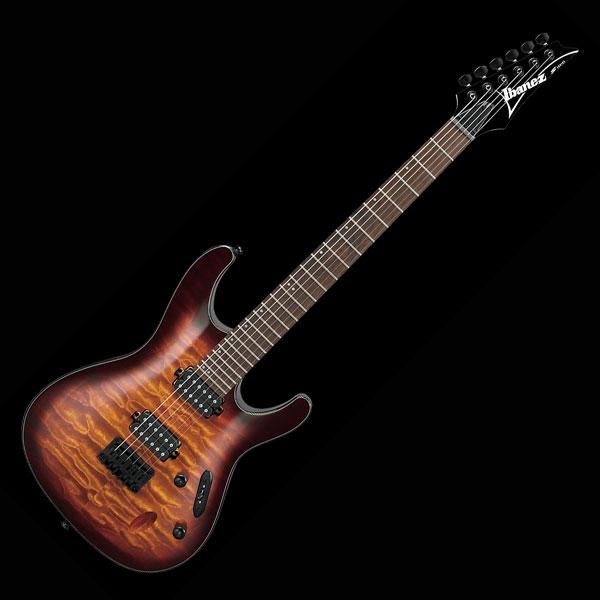 Ibanez アイバニーズ エレキギター S621QM-DEB