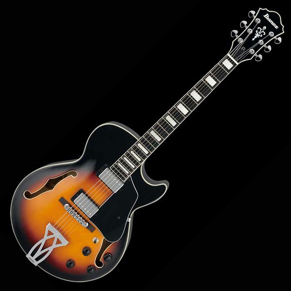 Ibanez アイバニーズ ホロウ ギター Artcore AG75-BS