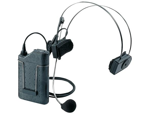 Panasonic ( パナソニック ) WX-4360B ◆ 800 MHz帯PLLヘッドセット形ワイヤレスマイクロホン [ ワイヤレスシステム 関連商品 ][ 送料無料 ]