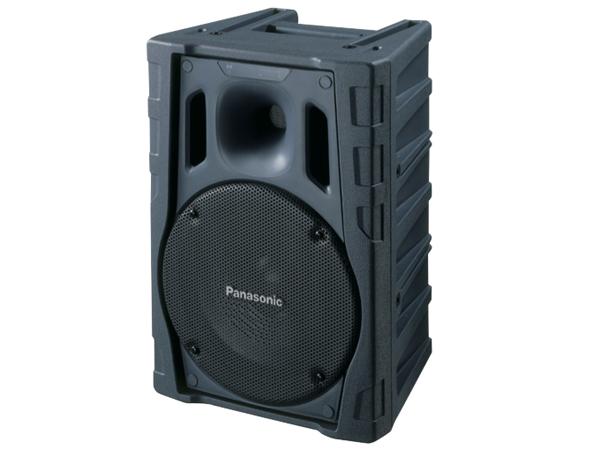 Panasonic ( パナソニック ) WS-X77 ◆ 800 MHz帯PLLワイヤレスパワードスピーカー [ ワイヤレスシステム 関連商品 ]