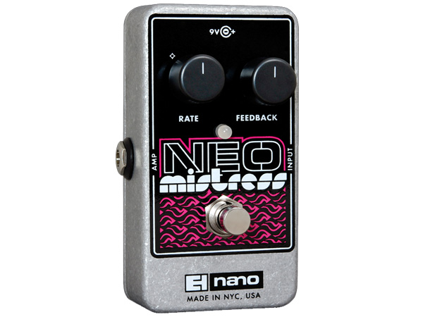 Electro Harmonix ( エレクトロハーモニクス ) Neo Mistress【EH5108】 ◆ コンパクトエフェクター フランジャー