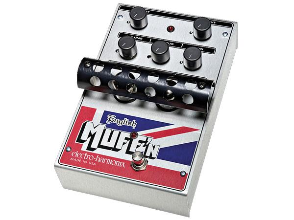 Electro Harmonix ( エレクトロハーモニクス ) English Muff'n【EH3010 】 ◆ コンパクトエフェクター 真空管 ディストーション