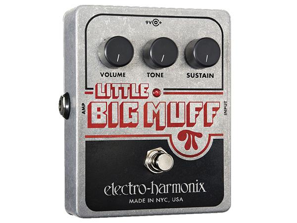 Electro Harmonix ( エレクトロハーモニクス ) Little Big Muff【EH3004 】 ◆ コンパクトエフェクター ディストーション