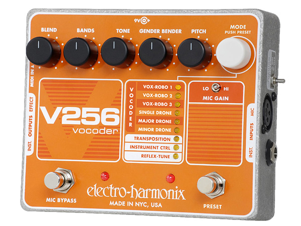 <title>for ボーカル Electro Harmonix エレクトロハーモニクス V256 ボーカルエフェクター まとめ買い特価 ボコーダー EH7882</title>
