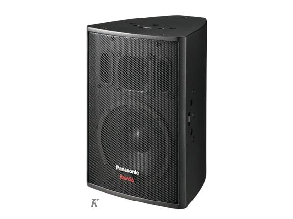PANASONIC/RAMSA ( ラムサ ) WS-M80K 黒 /ブラック (1本)  ◆ フルレンジスピーカー