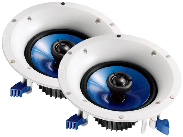 [Now] YAMAHA (Yamaha) NS IC600 ◇ Ceiling Speakers (ceiling Implantable)  Flat Screen Size U203b 1 2 One Pair