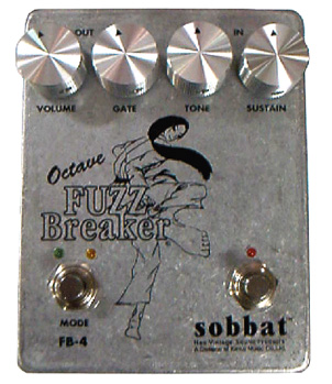 Sobbat ( ソバット ) Fuzz Breaker4