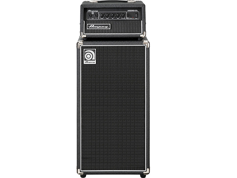 Ampeg ( アンペグ ) Micro-CL Stack 【ベースアンプ ミニ スタック マイクロ CR】ご予約品