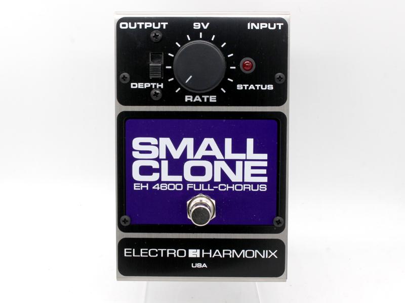 Electro Harmonix ( エレクトロハーモニクス ) Small Clone【スモール・クローン アナログ・コーラス WO】【EH4600 】 ◆ コンパクトエフェクター コーラス