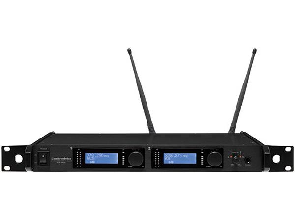 audio-technica ( オーディオテクニカ ) ATW-R920 2chレシーバー ◆ ダイバーシティ シンセサイザー ワイヤレス 受信機 [ ワイヤレスシステム 関連商品 ][ 送料無料 ]