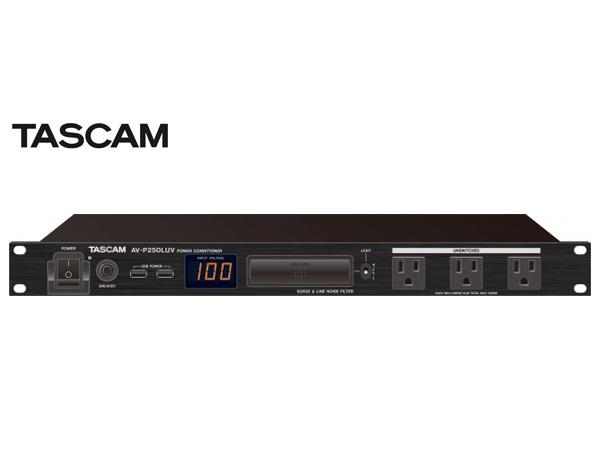 TASCAM ( タスカム ) AV-P250LUV ◆ 電源・パワーディストリビューター [ 送料無料 ]