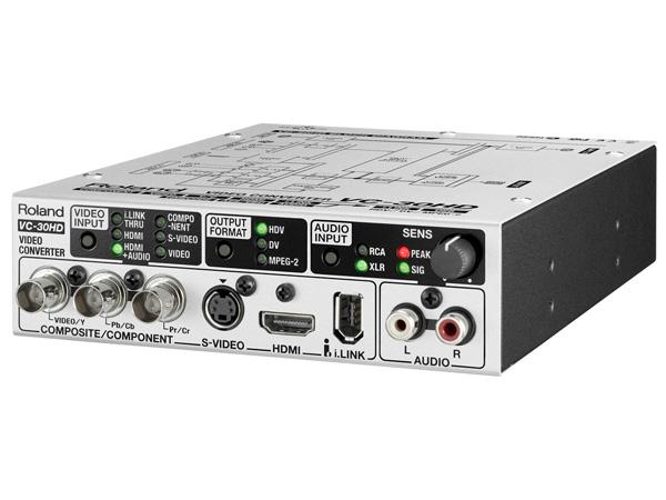 Roland ( ローランド ) VC-30HD ◆ Video Converter [ 映像・音声関連機器 ][ 送料無料 ]