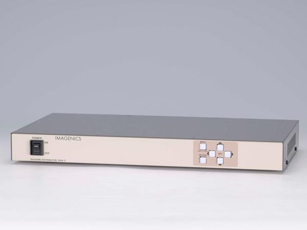 IMAGENICS ( イメージニクス ) DVH-17A ◆ 1入力7出力 DVI分配器 [ 映像・音声関連機器 ][ 送料無料 ]
