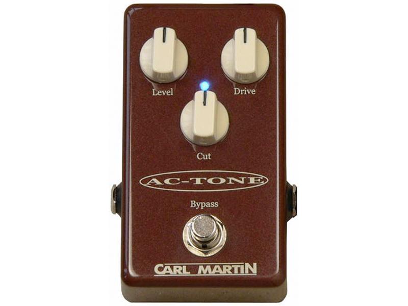 CARL MARTIN ( カールマーチン ) AC-TONE/Single Channel【オーバードライブ】