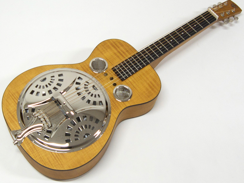 Epiphone ( エピフォン ) Dobro Hound Dog Deluxe Square neck【 by ギブソン 】【新春特価! 】 スクエアネック ドブロ リゾネーター