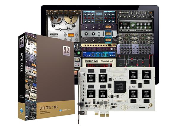 Universal Audio ( ユニバーサル オーディオ ) UAD-2 OCTO CUSTOM ◆【送料無料】【DAW】【DTM】