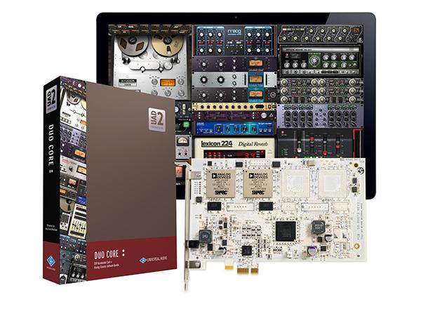 Universal Audio ( ユニバーサル オーディオ ) UAD-2 QUAD CORE ◆【送料無料】【DAW】【DTM】