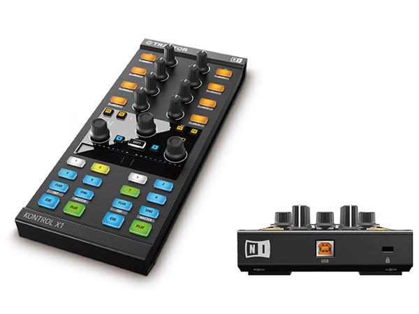 Native Instruments TRAKTOR KONTROL X1 MK2【台数限定特価 】 ◆【送料無料】【ライブ パフォーマンス】【DTM】【DAW】【smtb-k】