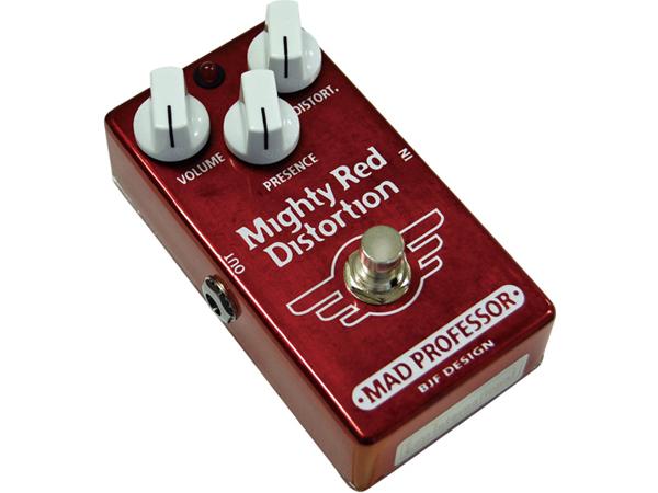 Mad Professor ( マッドプロフェッサー ) NEW Mighty Red Distortion ◆ NEWシリーズ◆ ディストーション