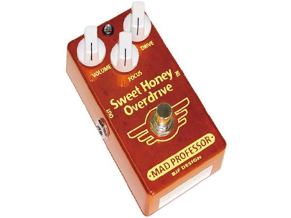 Mad Professor ( マッドプロフェッサー ) New Sweet Honey Overdrive ◆ NEWシリーズ◆ オーバードライブ