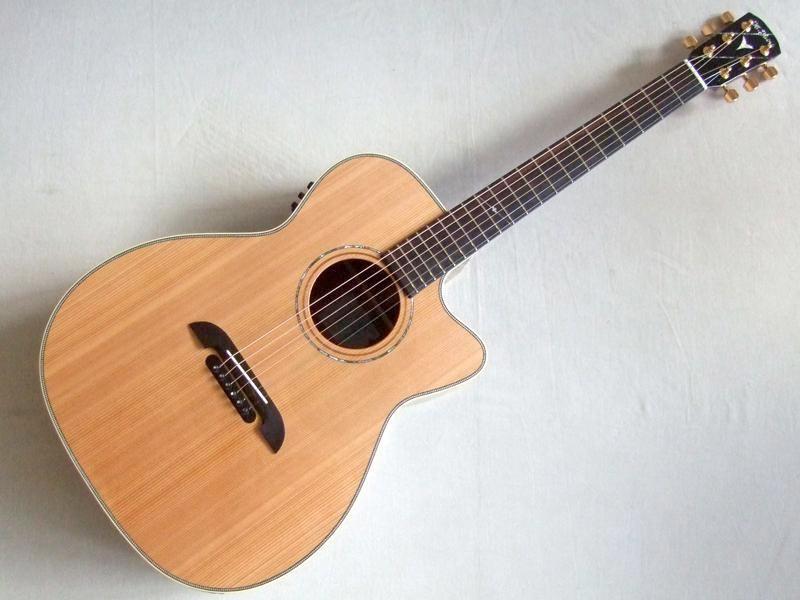 Acoustic Electric Guitars K.yairi Rf-150e Angel Series Musical Instruments & Gear