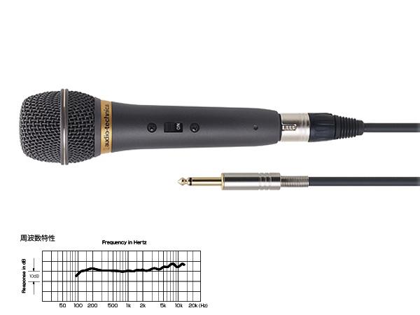 audio-technica ( オーディオテクニカ ) PRO-200 ◆ ダイナミックマイク ハイパーカーディオイド