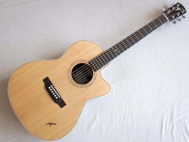 K.Yairi ( ケーヤイリ ) RF-95C(NAT)【ご予約商品】【 純日本製 アコースティックギター 】