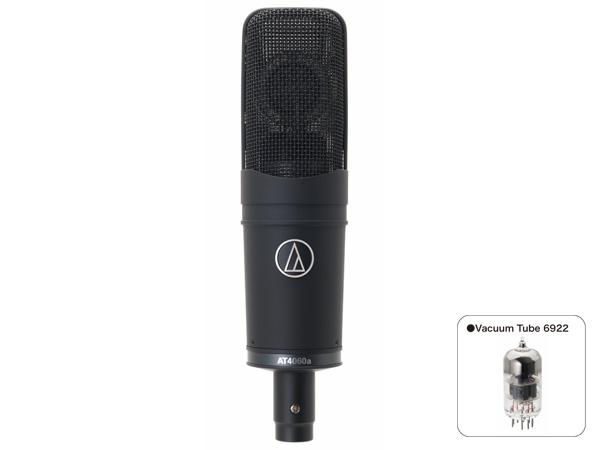 audio-technica ( オーディオテクニカ ) AT4060a ◆ コンデンサーマイク [ 送料無料 ]