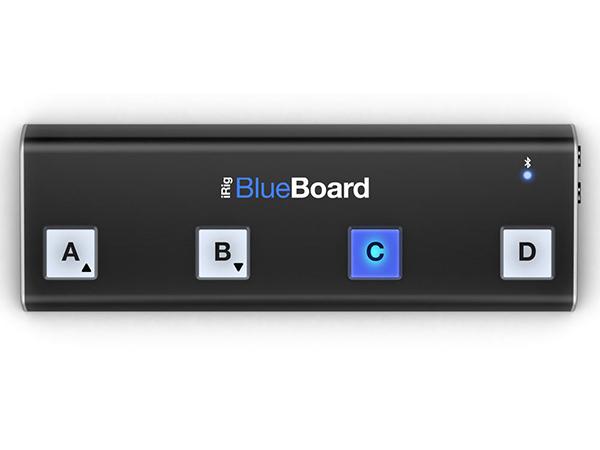 IK MULTIMEDIA iRig BlueBoard ◆【日本正規代理店品】【iRig BlueBoard】 ◆【送料無料】【iPad iPhone】【ギター】【smtb-k】【w3】