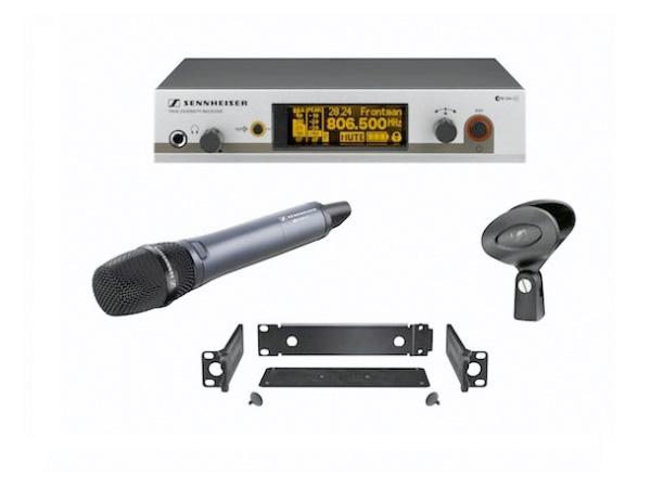 SENNHEISER ( ゼンハイザー ) ew335 G3-JB ◆ ハンドマイク型 ワイヤレスセット [ ワイヤレスシステム 関連商品 ][ 送料無料 ]