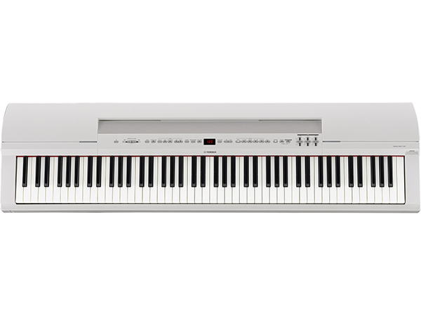 YAMAHA ( ヤマハ ) P-255WH(ホワイト) ◆【送料無料】【88鍵盤】【電子ピアノ】【デジタルピアノ】【smtb-k】【w3】